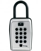 Master Set Your Own Combination Push Button Portable Key Safe