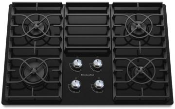 "KitchenAid Architect Series II 30"" Four Burner Gas Cooktop"