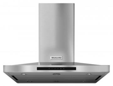 "KitchenAid 36"", 600 CFM Canopy Range Hood in Stainless Steel"