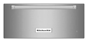 KitchenAid 24 In. Slow Cook Warming Drawer, Stainless Steel - KOWT104ESS
