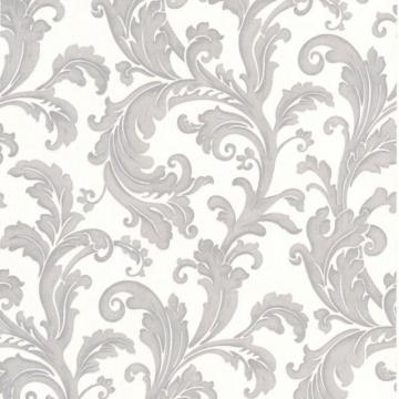Graham & Brown Capulet Grey/Cream Wallpaper