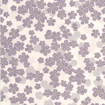Graham & Brown Woodstock Purple/Grey/Green/Cream Wallpaper