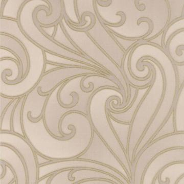 Graham & Brown Saville Greige/Gold Wallpaper