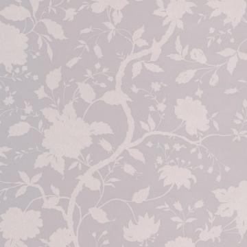 Graham & Brown Botanical Floral Grey Wallpaper