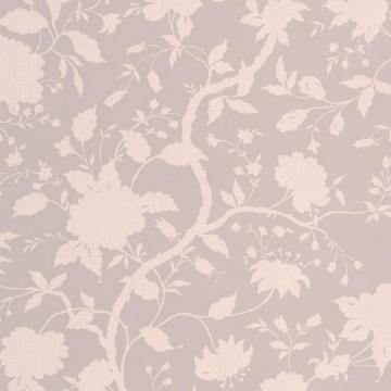Graham & Brown Botanical Floral Taupe Wallpaper