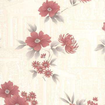 Graham & Brown Rome Red/Grey/Beige Wallpaper