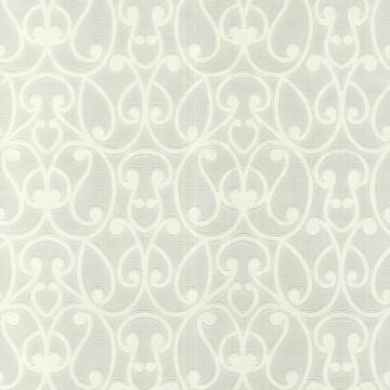 Graham & Brown Jude Paintable White Wallpaper