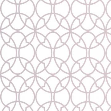 Graham & Brown Origin Lavender/White Wallpaper