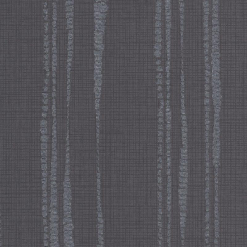 Graham & Brown Laddered Stripe Black Wallpaper