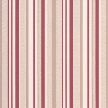 Graham & Brown Isobel Red/Beige Wallpaper