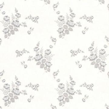 Graham & Brown Jocelyn Grey/White Wallpaper