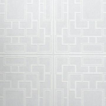 Graham & Brown Screen Panel Paintable White Wallpaper