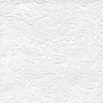 Graham & Brown Swirl Paintable White Wallpaper