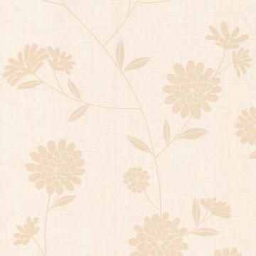 Graham & Brown Botanic Cream/Beige Wallpaper