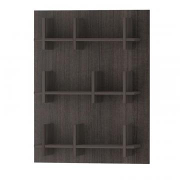 Nexera Allure Bookcase Wall Panel