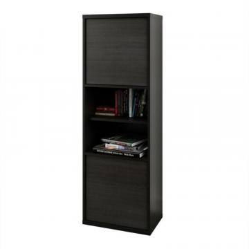 Nexera Sereni-T 2-Door Bookcase