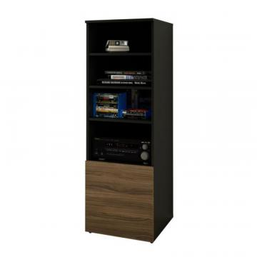 Nexera Next Bookcase / Audio Tower