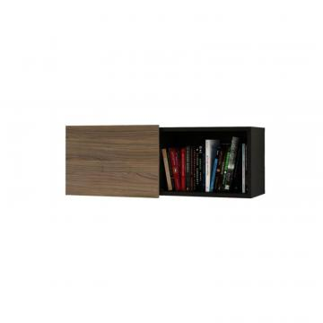 Nexera Next Wall Shelf with Sliding Door