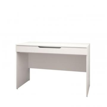 Nexera Arobas Desk with Pull-Out Storage Shelf
