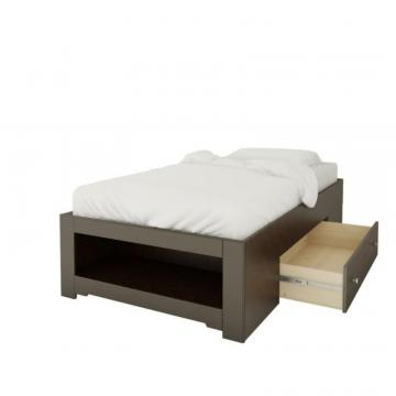 Nexera Dixon 1-Drawer Twin Size Storage Bed