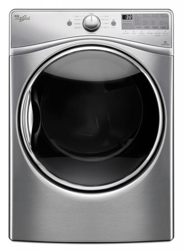 Whirlpool 7.4 cu. Feet Front Load Electric Dryer