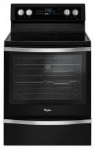 Whirlpool 6.4 Cu. Feet  Freestanding Electric Range with True Convection
