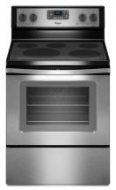 Whirlpool 5.3 cu. ft. Free-Standing Electric Range with High-Heat Self-Cleaning System