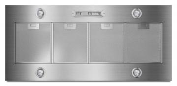 Whirlpool 48-inch Custom Range Hood Liner in Stainless Steel