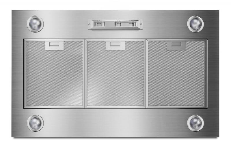 Whirlpool 36-inch Custom Range Hood Liner in Stainless Steel