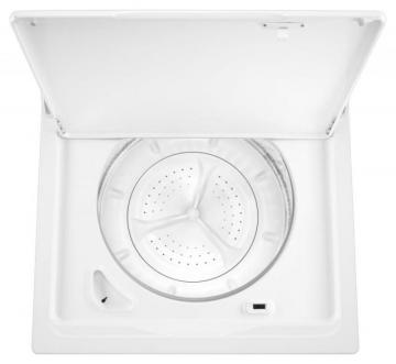 Whirlpool 4.3 cu. ft. High-Efficiency Top Load Washer with Quick Wash Cycle in White