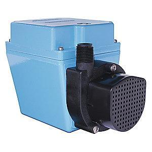 Little 1/12 HP Compact Submersible Pump, 115V Voltage, Continuous Duty, 6 ft. Cord Length