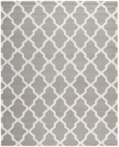 Safavieh Cambridge Silver / Ivory 8 Feet. X 10 Feet. Area Rug