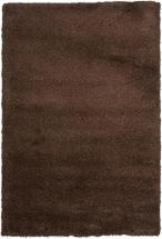 Safavieh California Shag Brown 4 Feet. X 6 Feet. Area Rug