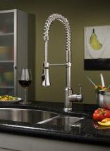 American Standard Pekoe Semi-Professional Kitchen Faucet, Polished Chrome