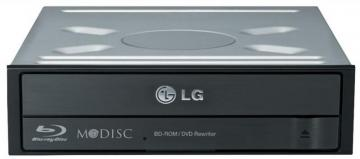 LG BD-ROM / DVD Writer 3D Blu-ray Disc Playback & M-DISC Support