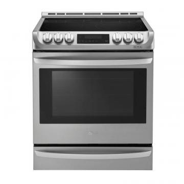 LG 6.3 cu. Feet  Electric  Slide In Range with Probake Convection