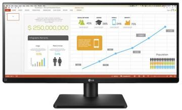 "LG 29"" 21:9 UltraWide Full HD IPS Monitor - DVI-D, HDMI, DisplayPort"
