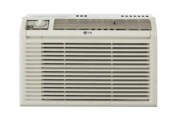 LG 5,000 BTU Window Air Conditioner
