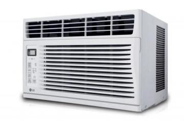 LG 6,000 BTU Window Air Conditioner (cooling only)