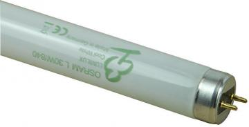 OSRAM 30W T8 Fluorescent Tube, 895mm Cool White (5 Pack)