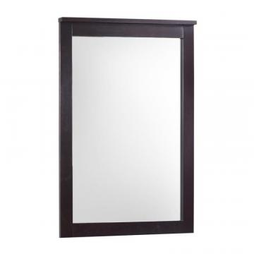 Corliving Ashland Dresser Mirror In Dark Cappuccino