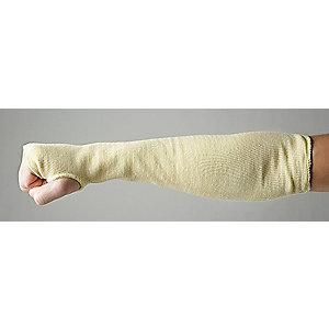 Condor Sleeve,Kevlar(R)/Cotton,Thumbhole, 18 In