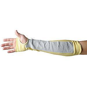 Condor Cut Resistant Sleeve, 18 In., Thumbhole