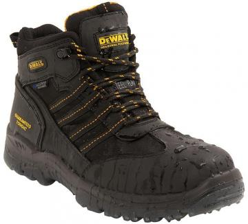 DeWalt S3 Safety Boots, Nickle Size 8