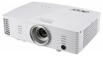 Acer P1185 Home & Office SVGA Projector, DLP 3D Ready 33 00LM