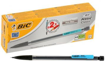 BIC 0.7mm Mechanical Pencils - Pack of 12