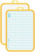 BIC 260x190mm Reversible Whiteboard with Plain and Graph Surfaces