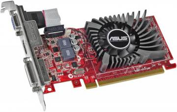 ASUS AMD Radeon R7 240 4GB DDR3 PCI-Ex Graphics Card
