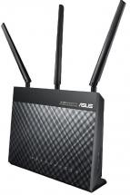 ASUS Dual-Band Wireless-AC1900 Gigabit ADSL/VDSL Modem Router, 600+1300 MB/s
