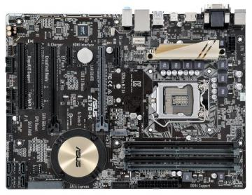 ASUS Intel Z170 Socket 1151 ATX Motherboard